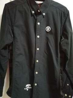 Aape button up long-sleeve size s (STEAL)