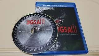 BN US Original Jigsaw DVD disc only