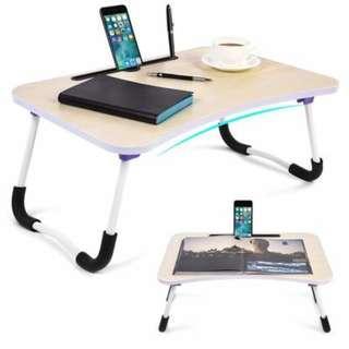 Portable Mini Folding Laptop Notebook Desk Table