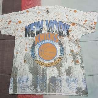 Legit BNWOT DOE NBA New York Knicks T-Shirt Men's Small