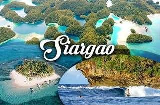 Siargao All In Travel Deal
