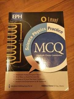 O Level Physics assessment book