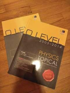 O Level Physics tys (2005-2014)