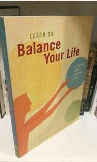 Learn To Balance Your Life👣