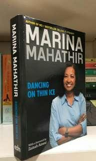 Dancing On Thin Ice - Marina Mahathir👣