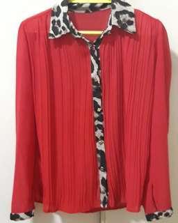 Preloved Long Sleeves Top