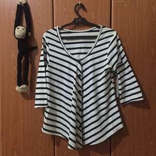 3/4 Stripes