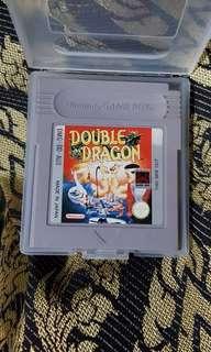 gameboy double dragon for nintendo game boy