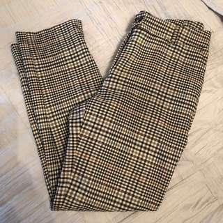 H&M ankle dress pants size US4