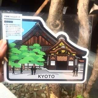 Postcard / Kartu Pos Gotochi Japan