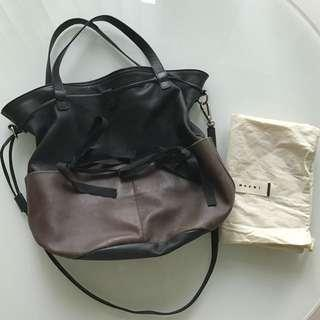 Auth Marni Bucket Bag