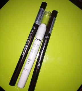 TAKE ALL - 2 Etude House Eyebrow dan Nyx White