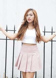 Pastel Tennis Skirt 🌸