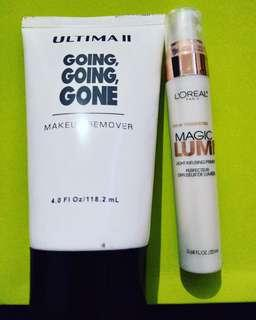 TAKE ALL - Ultima dan Loreal Lumi Primer