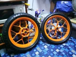 Rim Honda Rs150r repsol