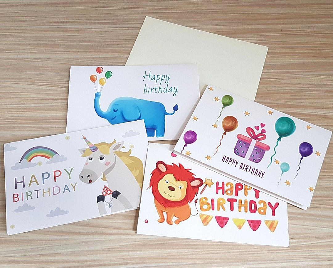 Birthday Cards Sale Design Craft Others On Carousell