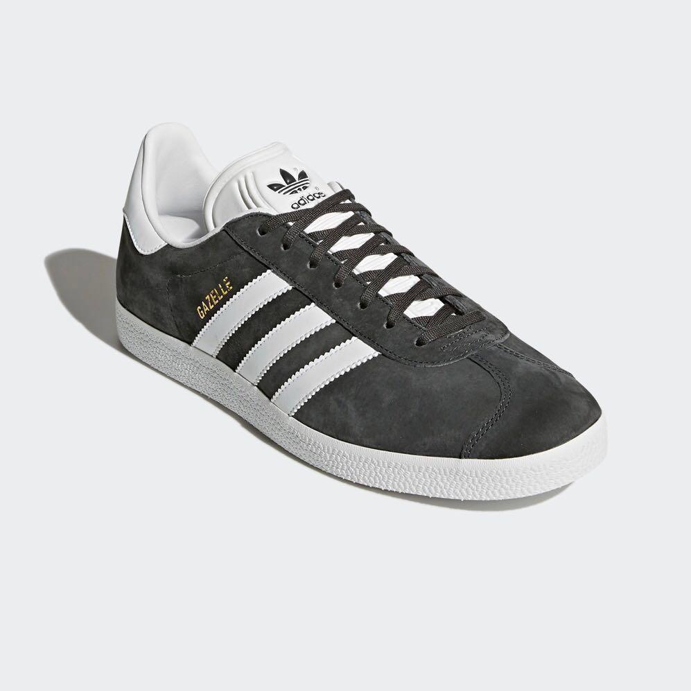 Adidas Gazelle (Grey), Women's Fashion, Shoes, Sneakers on