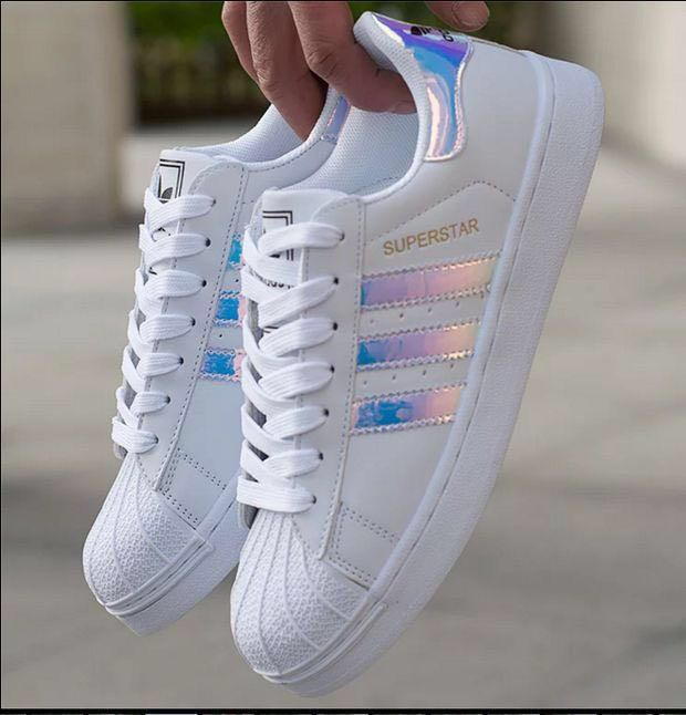 Adidas Superstar Holographic AUTHENTIC ,