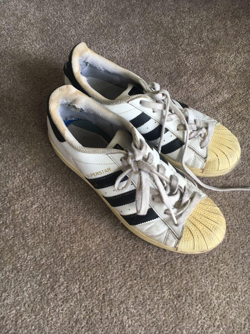 Adidas women's shoes, size 6 1/2