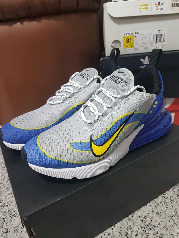 newest 64f28 7c971 Air Max 270 Nike iD, Men's Fashion, Footwear, Sneakers on ...