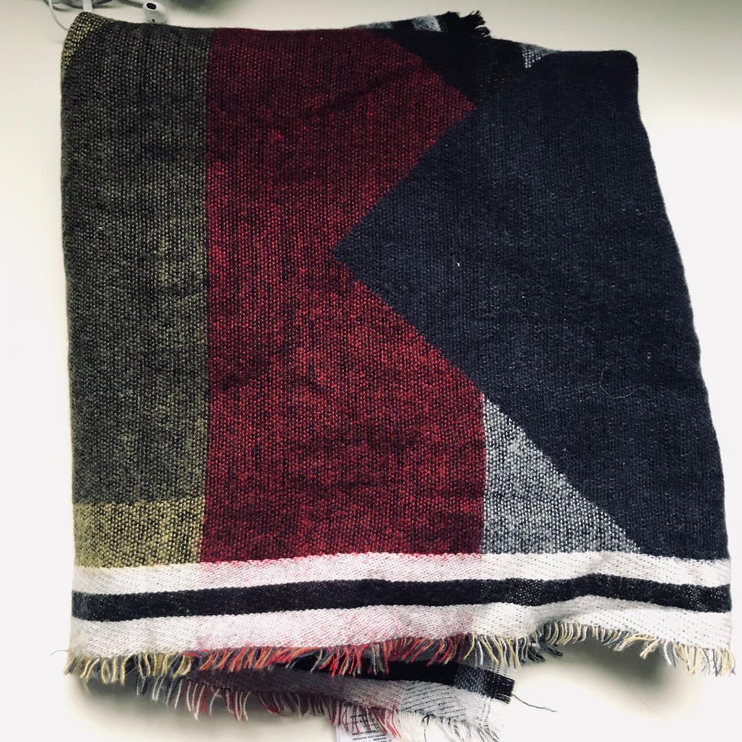 Aldo blanket scarf