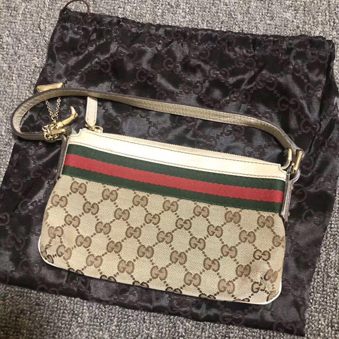 185fc02a57a Authentic vintage Gucci Bag