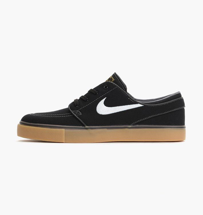 6e3bff8b6 BLACK FRIDAY SALE) Nike SB Zoom Stefan Janoski Slip On Shoes – Black ...