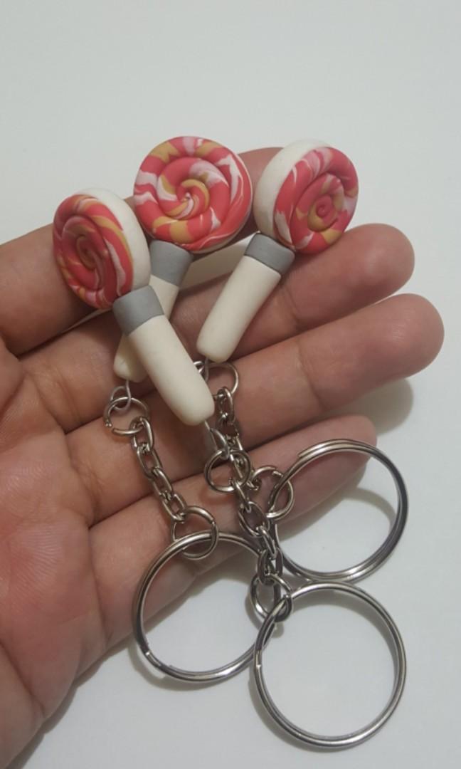 CANDY BONG Twice handmade charm