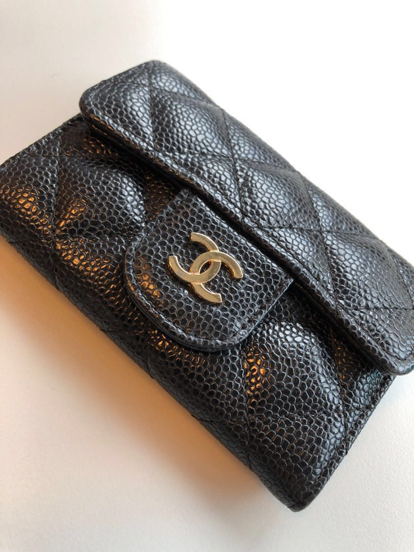 d474e06b8f33 Chanel Card Holder (no box or dust bag), Women's Fashion, Bags ...