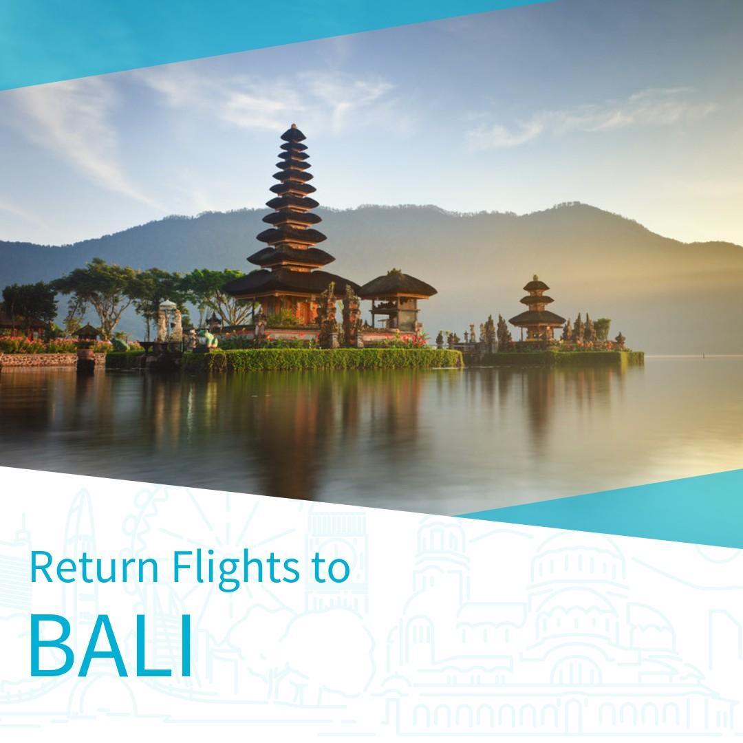 Cheap Return Flights to Bali