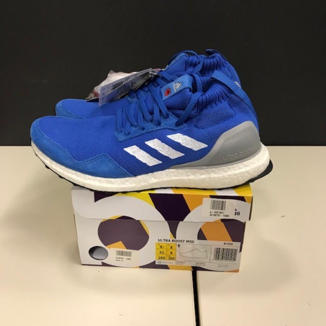 pretty nice 62d11 03af6 CyberMonday Adidas UltraBoost Mid Run Thru Time 8.5US