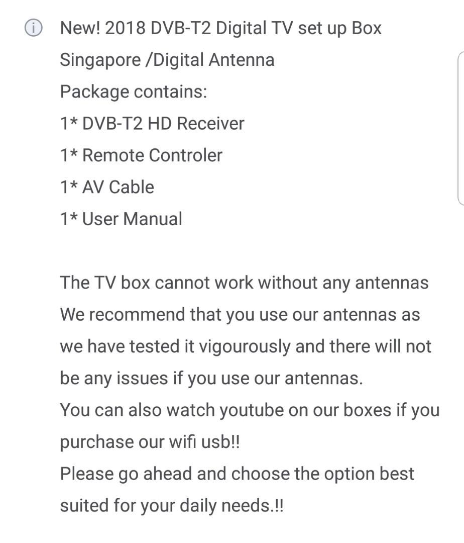 Wifi Tv Setup Box