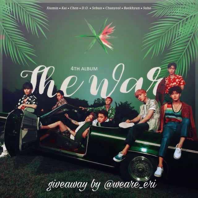 Exo Christmas Album Cover.Exo Album Giveaway Entertainment K Wave On Carousell