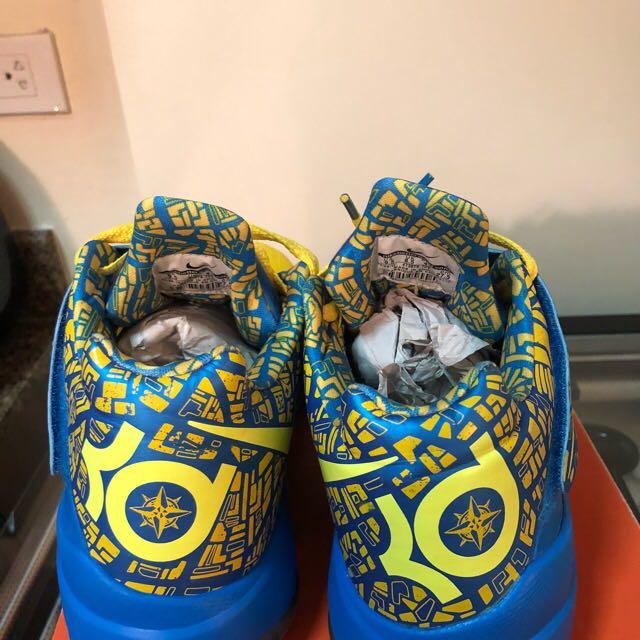 timeless design 231ba 24006 For sale kd 4 scoring title, Men s Fashion, Footwear, Sneakers on ...
