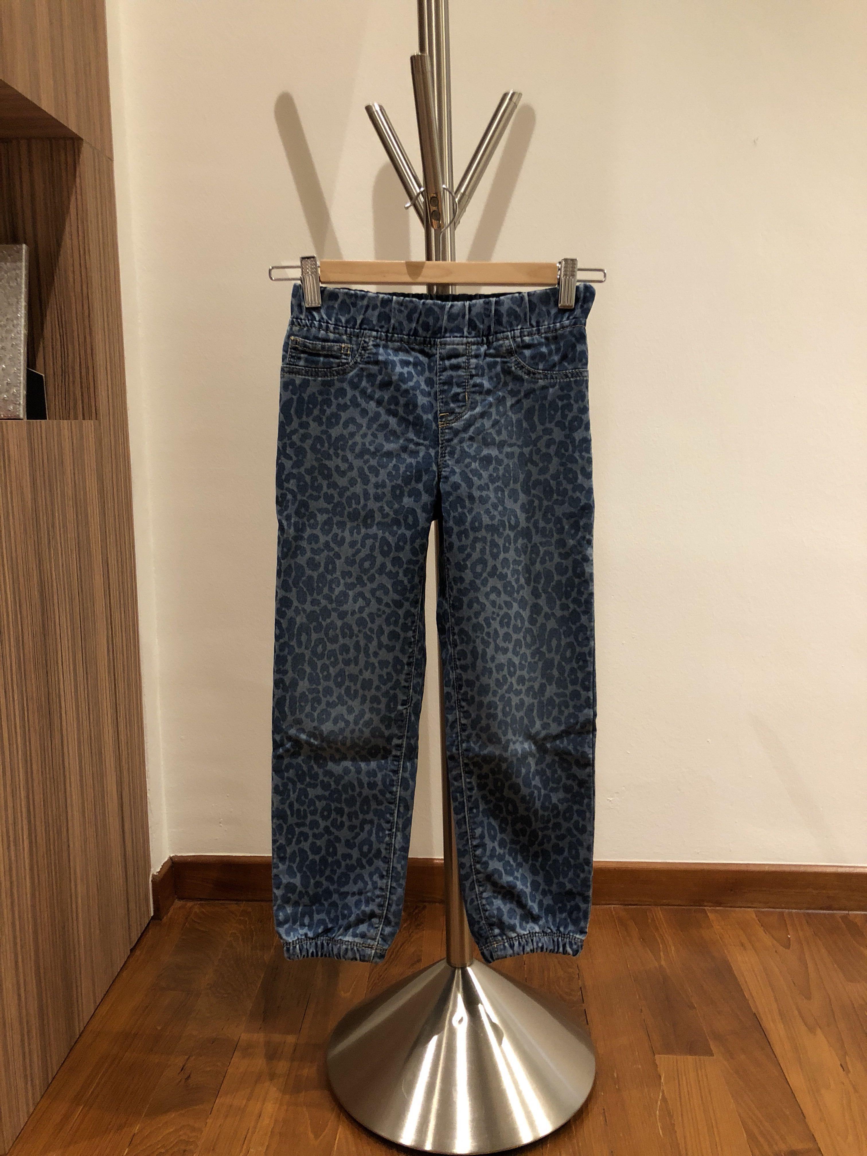 Gap Kids GapKids Overall Super Soft Jean Denim Size Large