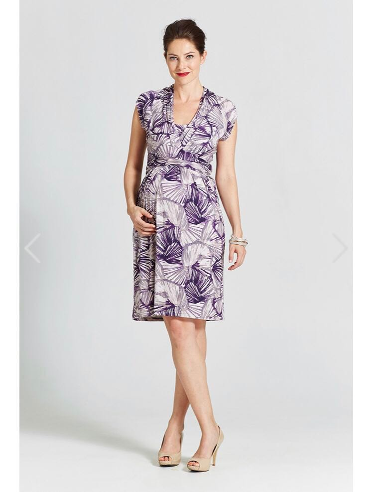 9ddb7e41fe0 Gorgeous Maternity nursing dress