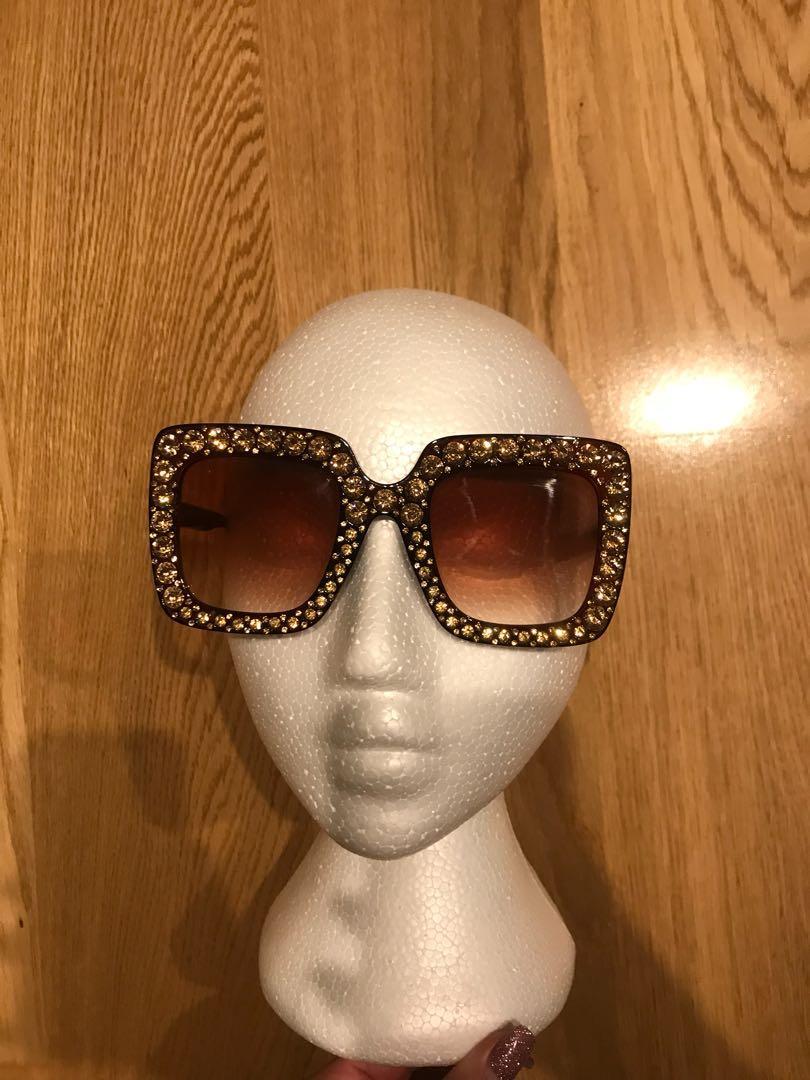 Gucci glasses imitation