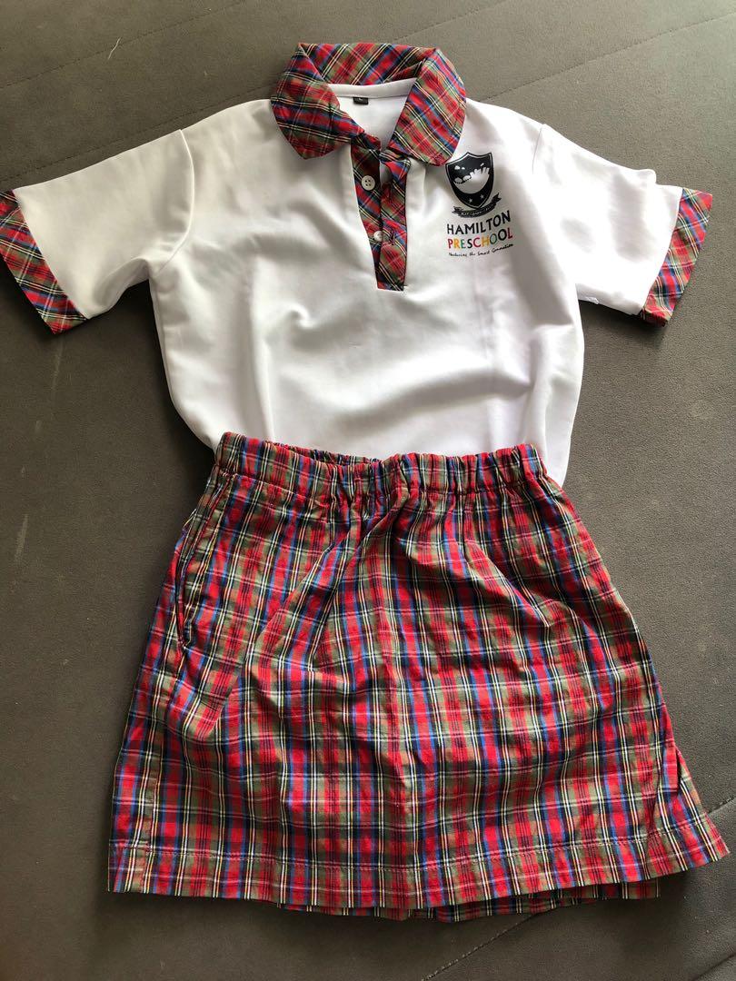 4082397d292ce Hamilton Preschool girl's uniform, Babies & Kids, Girls' Apparel, 4 ...