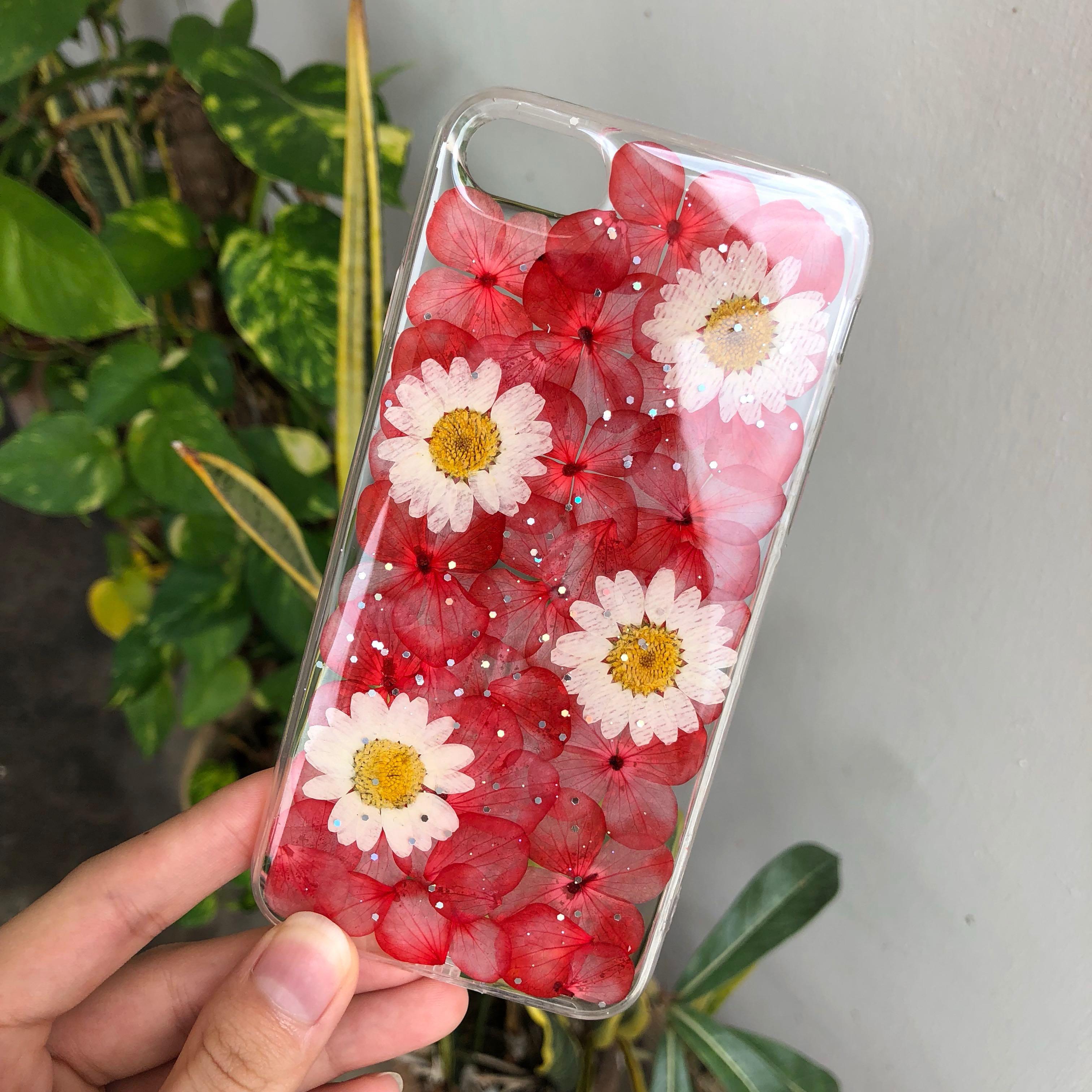 fb715c3649a576 Handmade Dry Flower Phone Case❤️New Arrival🌺, Mobile Phones ...
