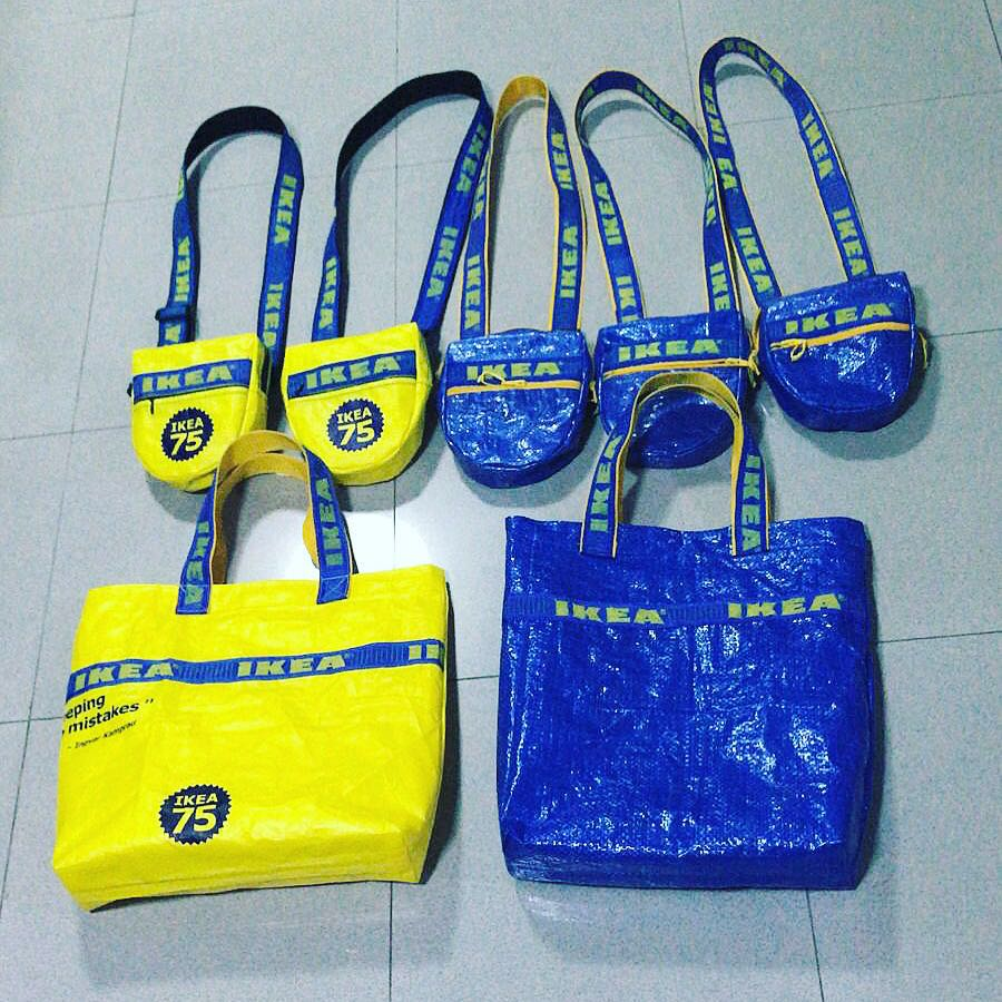 0b4f8a026775 Ikea Inspire Customized Bags for SALE (WTS)