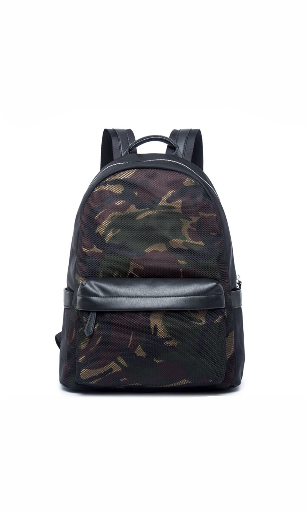 b09d6bf34b INSTOCK! Stylish camo backpack - laptop backpack - travel backpack ...