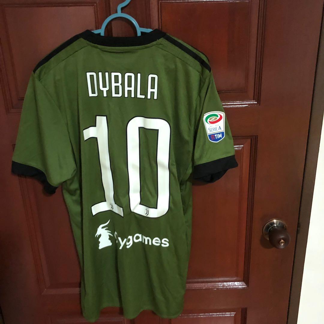 3d988afbe Juventus FC 2017 18 Third Jersey