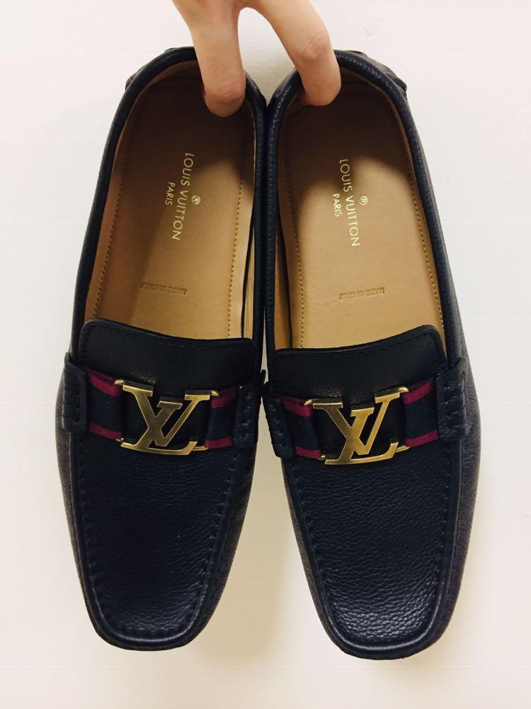 a8d40869139 Louis Vuitton Leather Shoes, Men's Fashion, Footwear, Formal Shoes ...