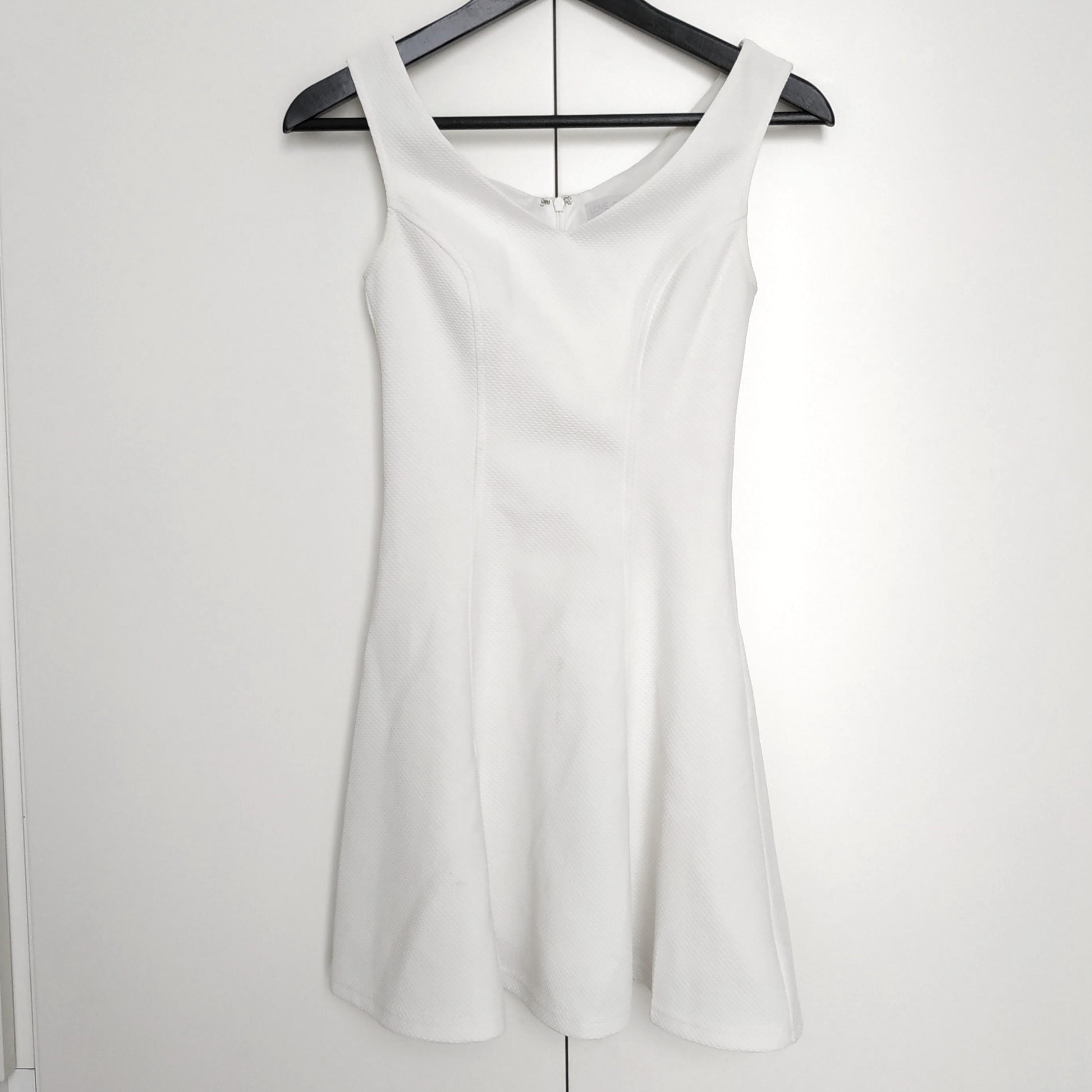 cf16f3134c Love Bonito Orenda Off Shoulder Textured Skater Dress