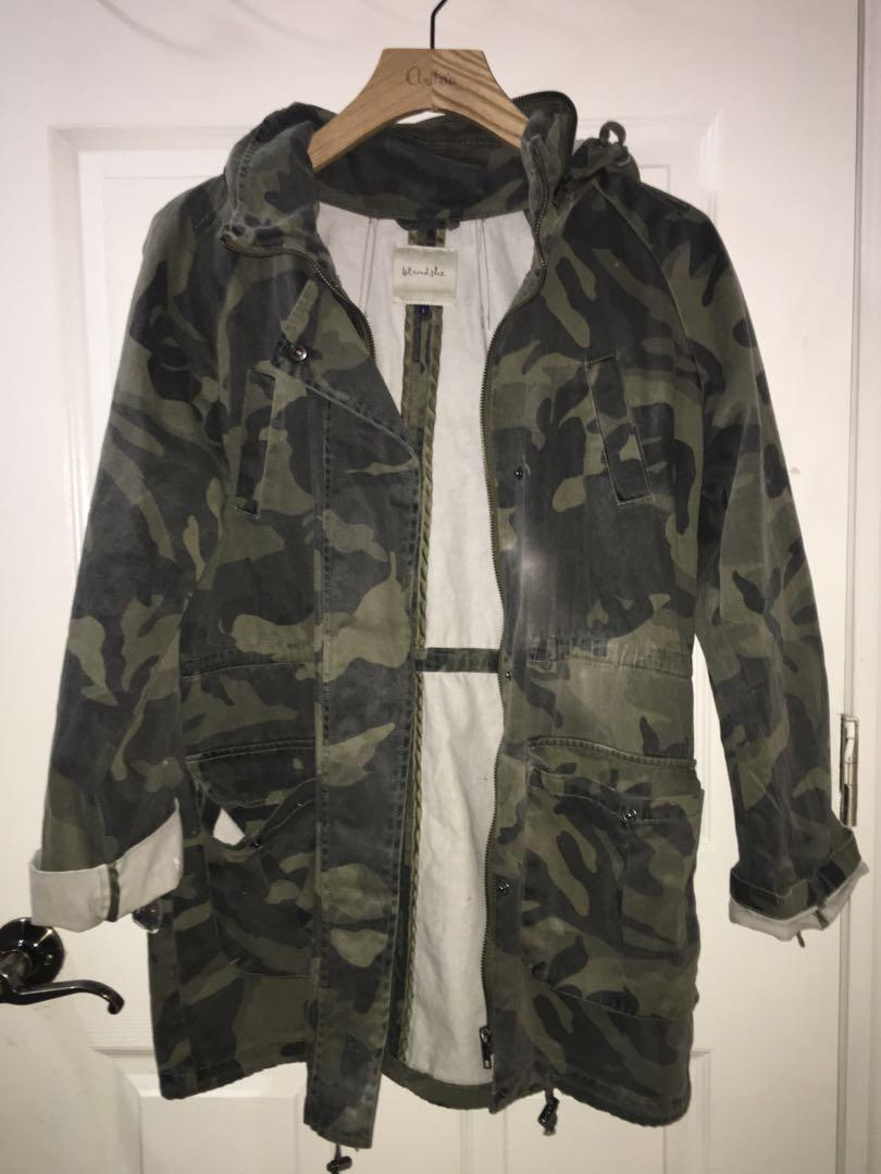M Boutique Army Jacket