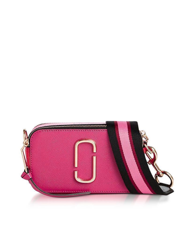 2b0c7665b2ed Marc Jacobs Snapshot Camera Bag - hot pink