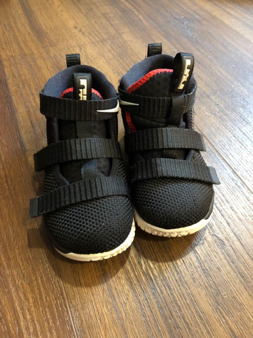 separation shoes 92ebc fb081 Nike Lebron James Soldier 11, Babies & Kids, Boys' Apparel ...