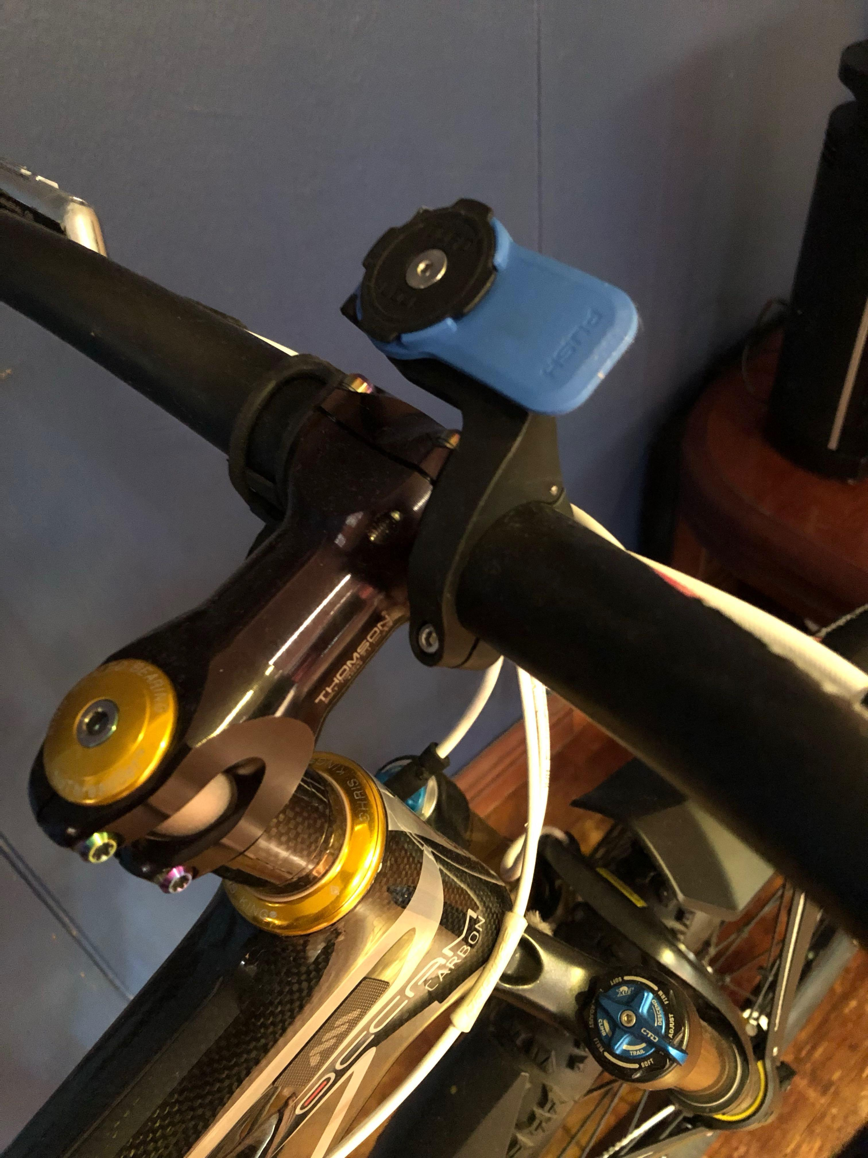 Orbea Occam carbon bike MTB full suspension