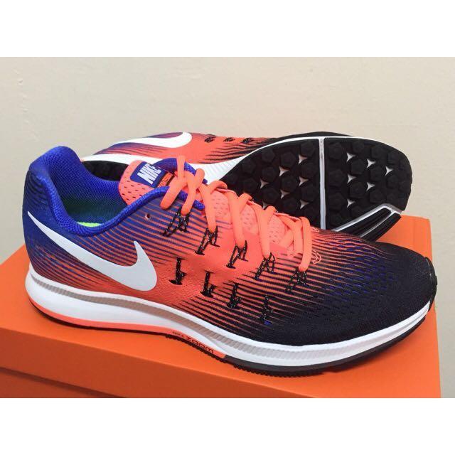 wholesale dealer f38f2 b9161 [ORI] Nike Air Zoom Pegasus 33