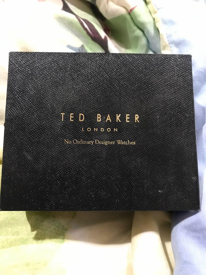 Original Ted Baker Watch like new